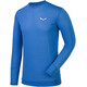 Salewa Pedroc PTC L/S Tee Men royal blue